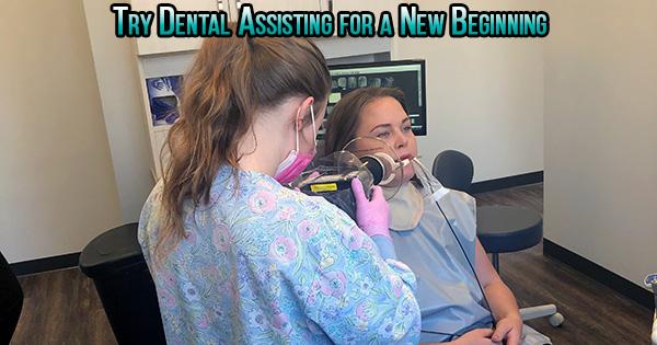 dental assistant career