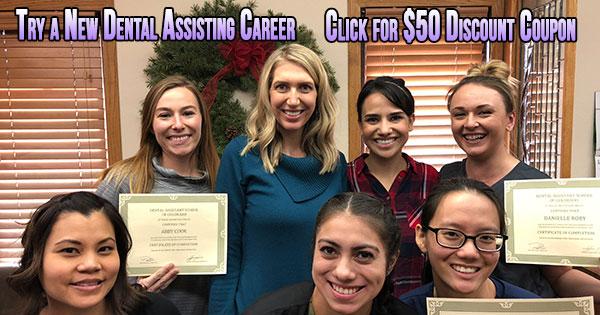 dental assistant job offer