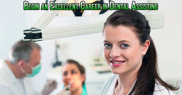dental assisting new beginning