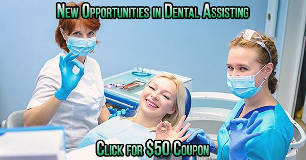 dental assisting program